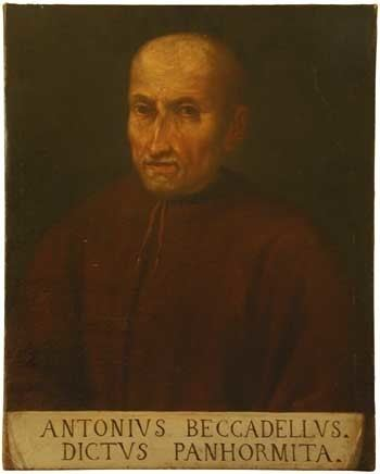 Image result for antonio beccadelli