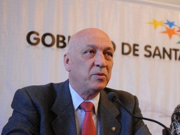 Antonio Bonfatti Bonfatti Pucha soy el gobernador y no vivo en libertad