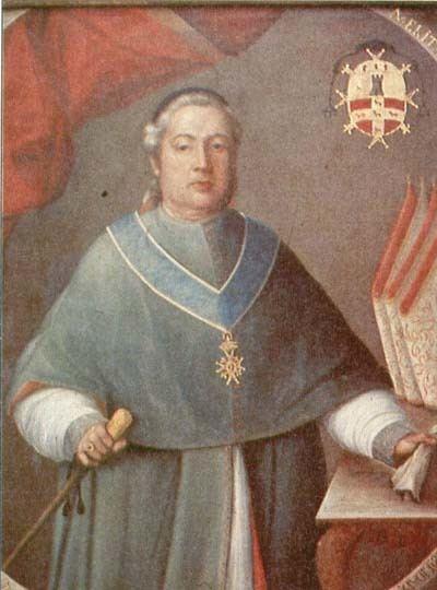 Antonio Caballero y Gongora