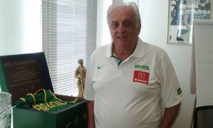 Antonio Carlos Barbosa Antnio Carlos Barbosa o novo tcnico da seleo de basquete