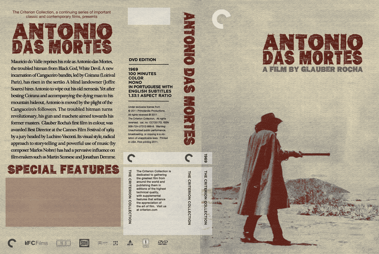 Antonio das Mortes Antonio das Mortes Primolandia Productions