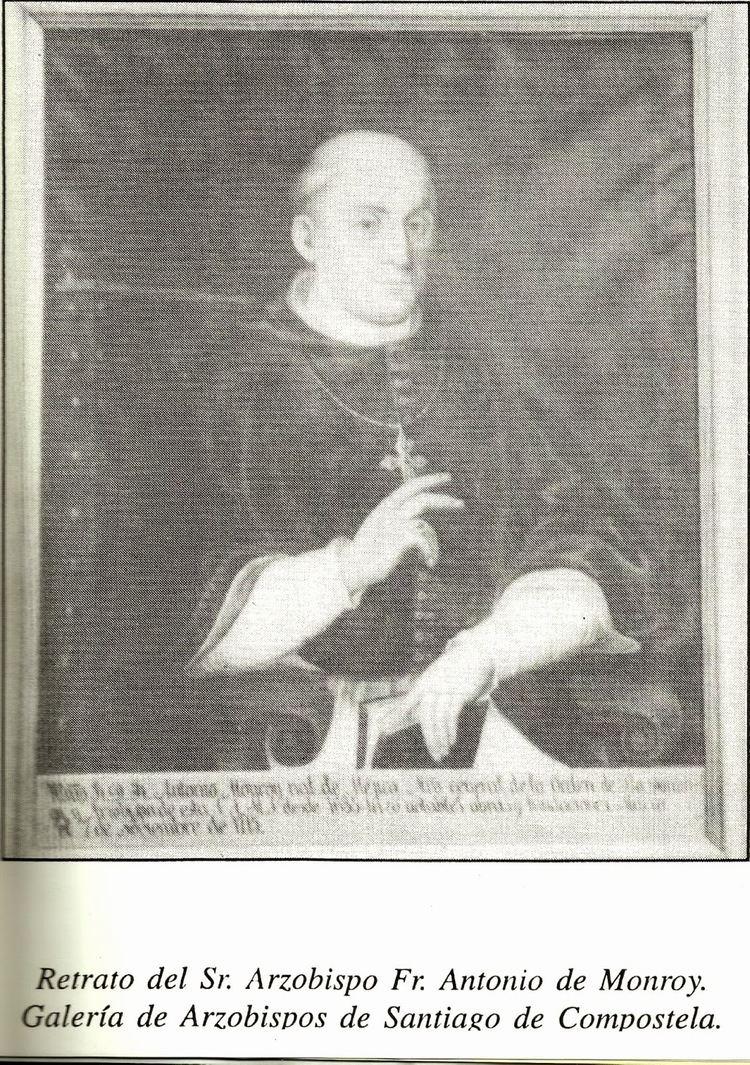 Antonio de Monroy FRAY ANTONIO DE MONROY Ecce Christianus