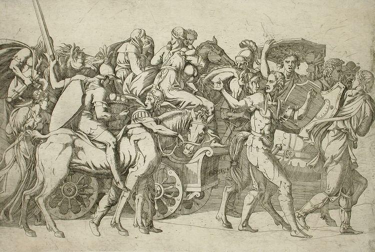Antonio Fantuzzi FileAntonio Fantuzzi Marching Troops with Shieldsjpg Wikimedia