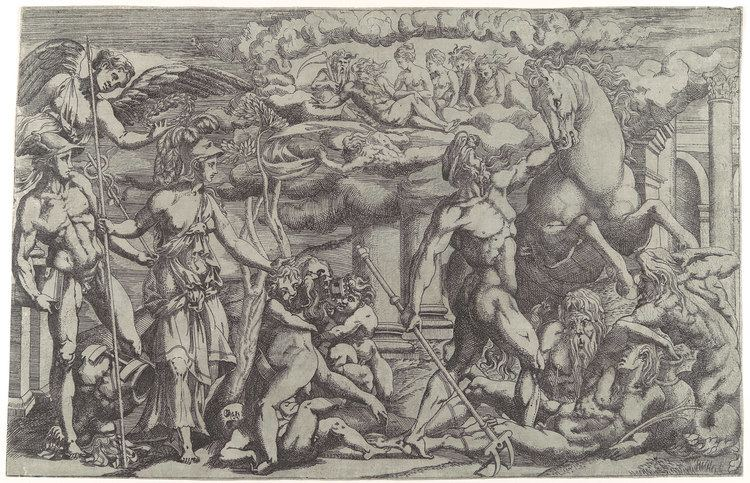 Antonio Fantuzzi Antonio Fantuzzi Artist Heilbrunn Timeline of Art History The