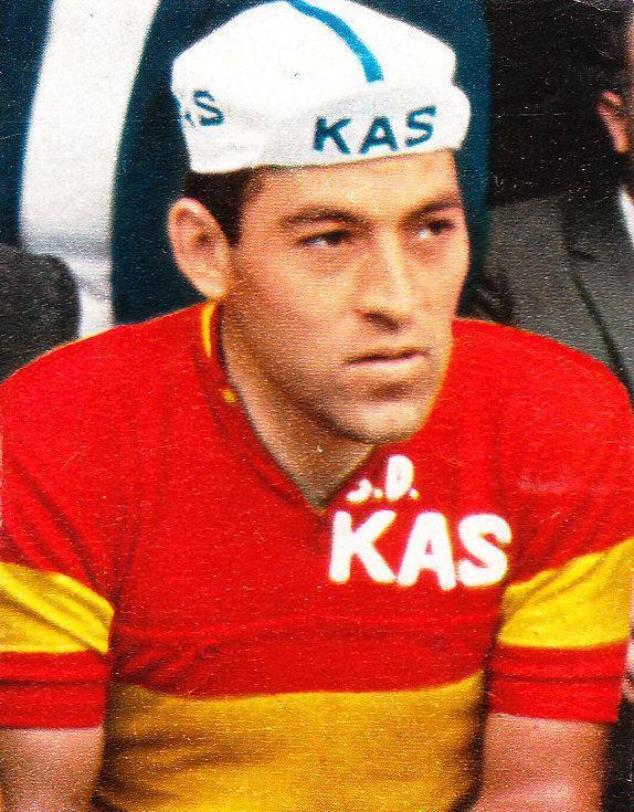 Antonio Gómez del Moral Antonio Gmez del Moral 15111939 Professional Teams 1956