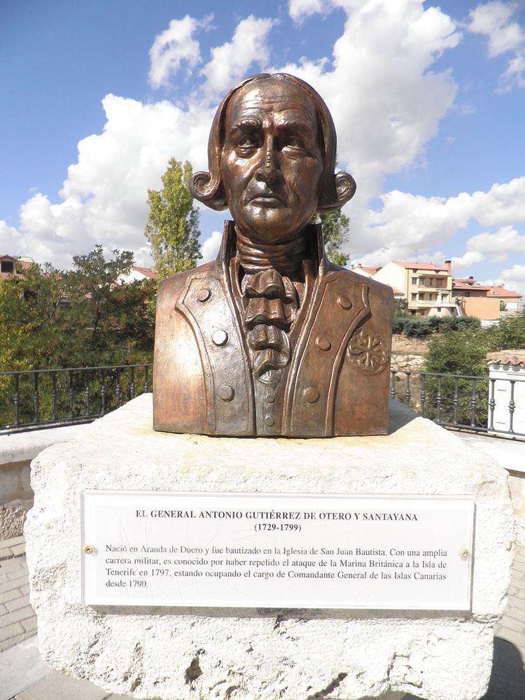Antonio Gutierrez de Otero y Santayana