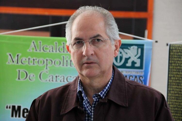 Antonio Ledezma Antonio Ledezma cumple 200 das preso 800Noticias