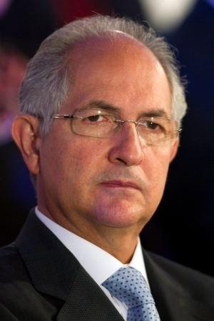 Antonio Ledezma Antonio Ledezma Venezuela opposition leader arrested World CBC