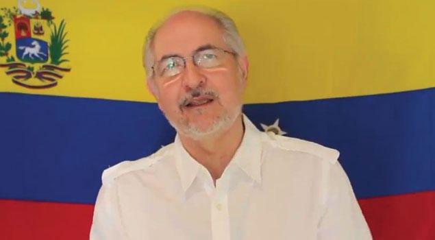 Antonio Ledezma Venezuela Returns Jailed Opposition Leader Antonio Ledezma To House
