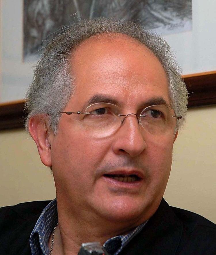 Antonio Ledezma Antonio Ledezma Wikipedia the free encyclopedia