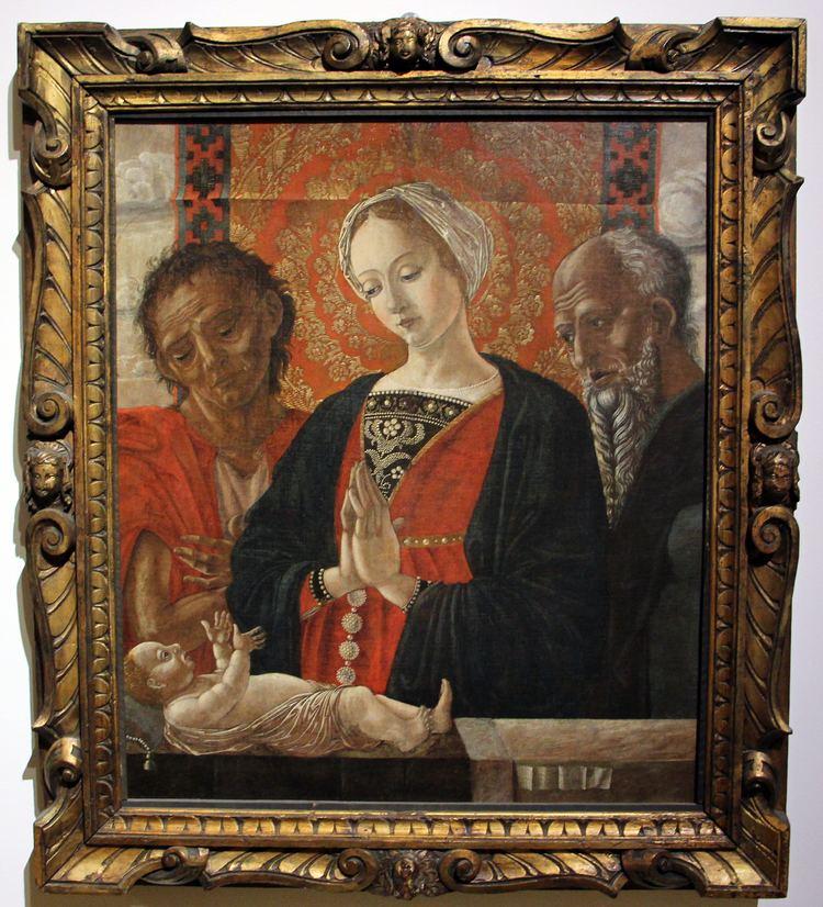 Antonio Leonelli FileAntonio leonelli da crevalcore sacra famiglia con s giovanni