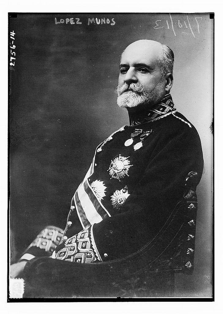 Antonio Lopez Munoz, 1st Count of Lopez Munoz