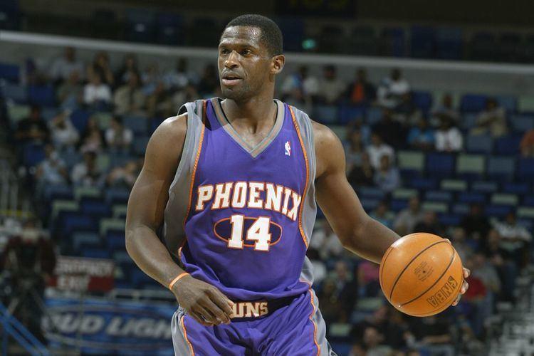 Antonio McDyess Remember when Antonio McDyess dumped the Phoenix Suns in a blizzard