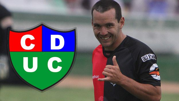 Antonio Meza Cuadra Unin Comercio Antonio MezaCuadra es el nuevo refuerzo