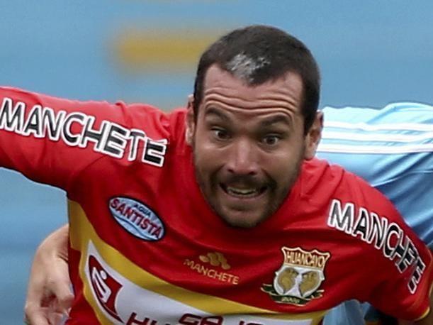 Antonio Meza Cuadra UTC vs Sport Huancayo Antonio Meza Cuadra se confes antes de