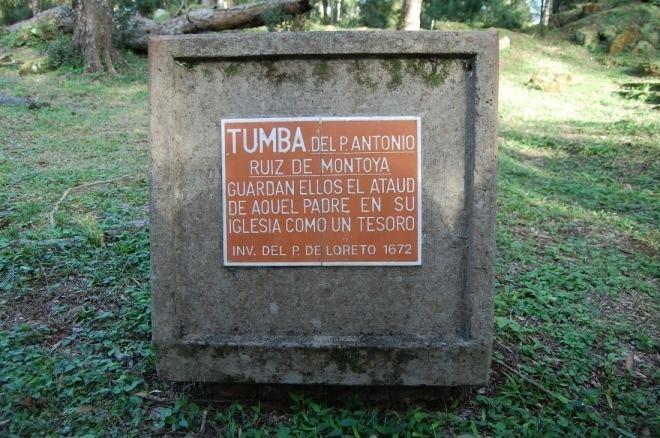 Antonio Ruiz de Montoya El 13 de junio nacimiento del sacerdote jesuita Antonio