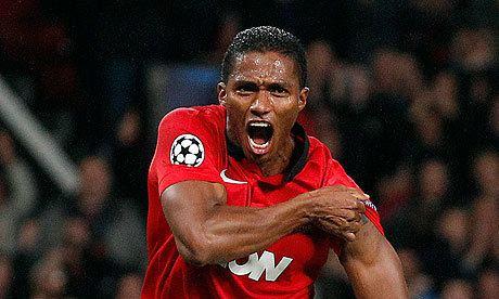 Antonio Valencia Manchester United39s Antonio Valencia is mobile after