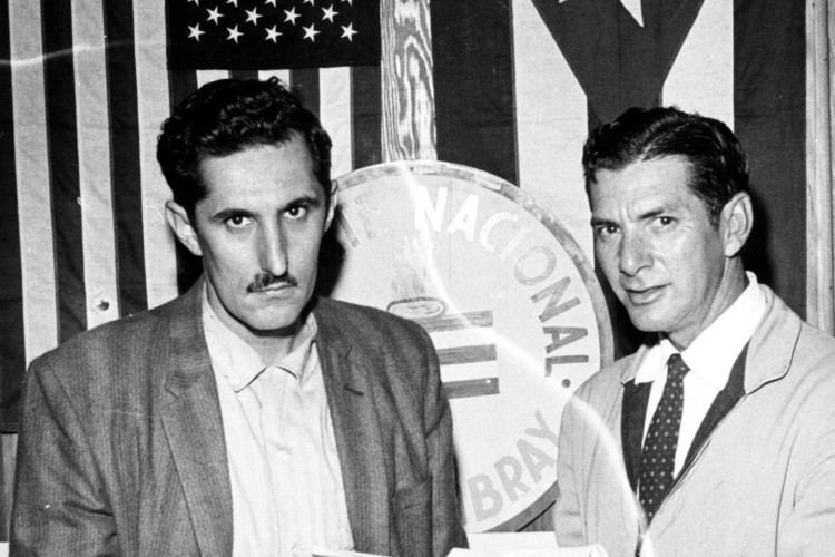 Antonio Veciana This CPA was tasked with trying to kill Castro and may know JFK