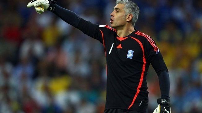 Antonios Nikopolidis FIFA Tournaments Players Coaches Antonios NIKOPOLIDIS