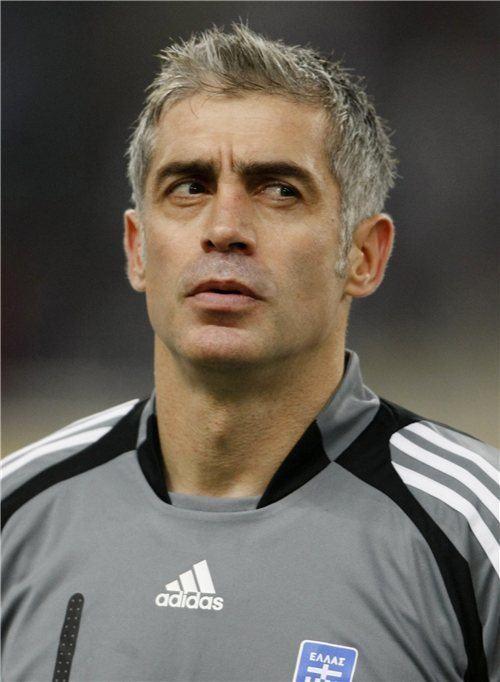 Antonios Nikopolidis Legenden Antonis Nikopolidis Grekland Super League