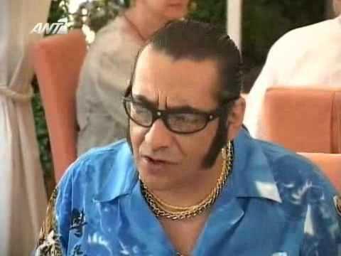 Antonis Kafetzopoulos Slicked Back Hair Antonis Kafetzopoulos YouTube