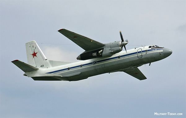 1985 Bakhtar Afghan Airlines Antonov An-26 shootdown