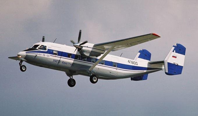 Resultado de imagen para Antonov An-38