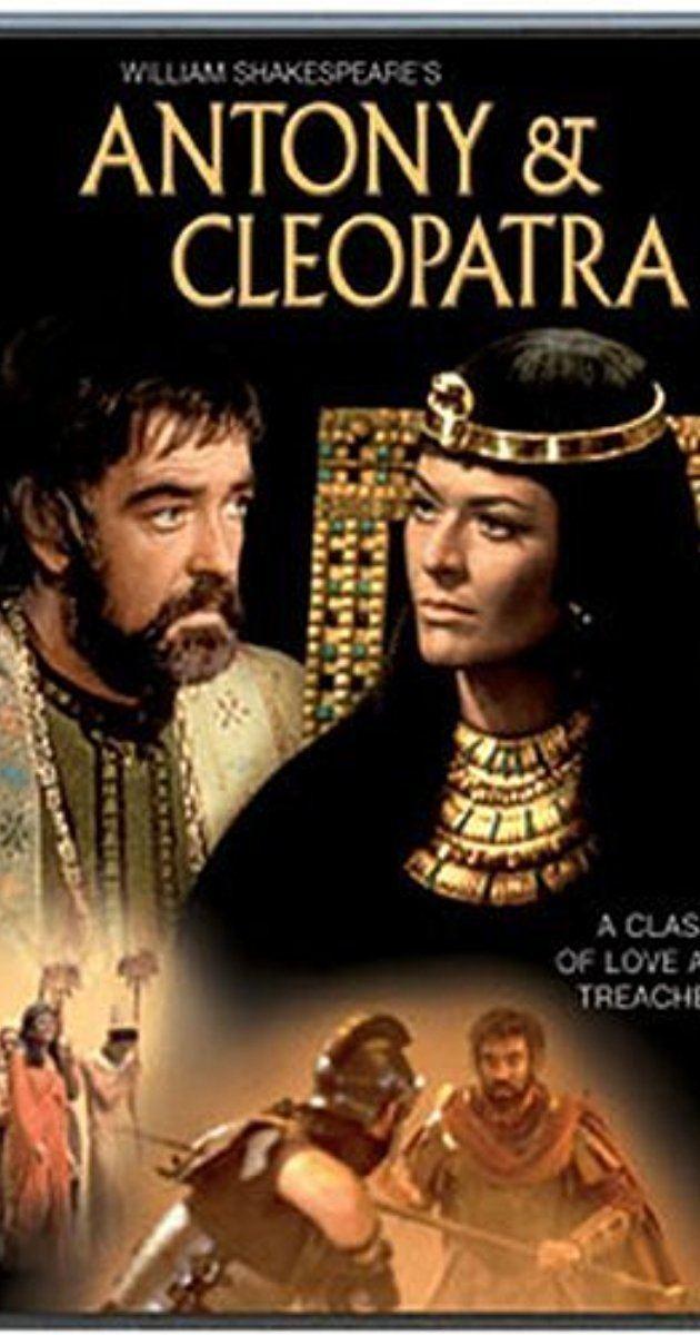 Antony and Cleopatra (1974 TV drama) Antony and Cleopatra TV Movie 1974 IMDb