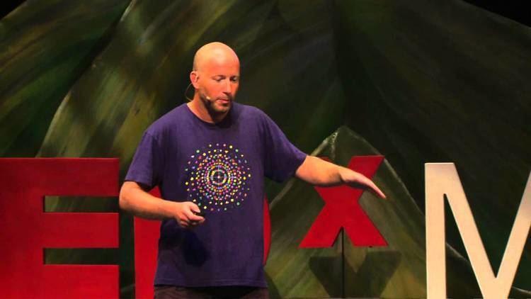 Antony Garrett Lisi The Geometry of Particle Physics Garrett Lisi at TEDxMaui 2013