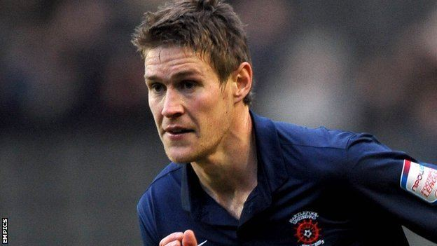 Antony Sweeney BBC Sport Antony Sweeney appointed Hartlepool United captain