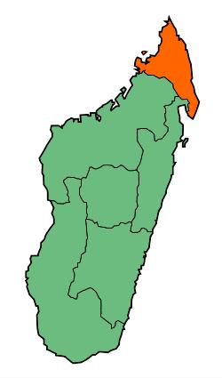 Antsiranana Province Wikipedia