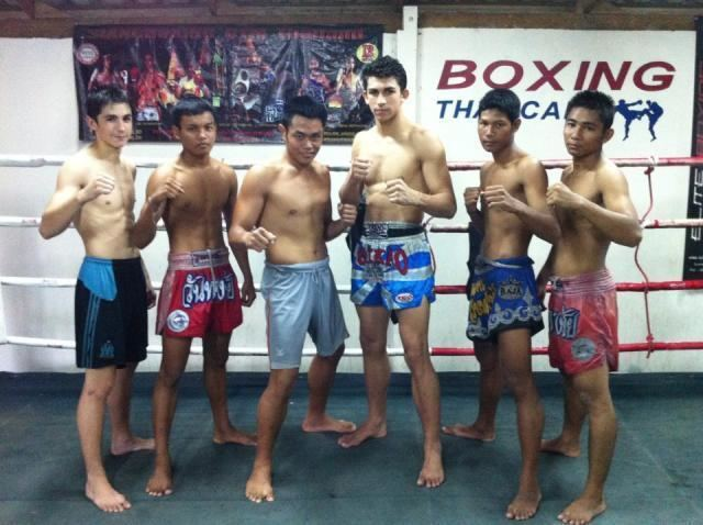 Antuan Siangboxing MUAYTHAIFORUM SIANGBOXING Gym News Thread for the fans
