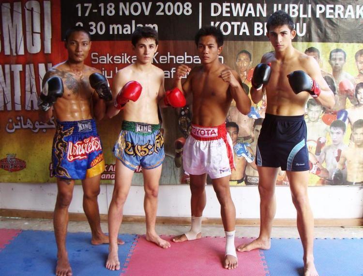Antuan Siangboxing Amazing Thailand Fights 2010 Muaythaifocus Muaythai focus