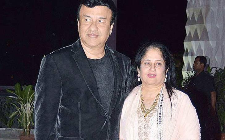 Anu Malik Indian Music Director Anu Malik Married with Anju Anu MalikLiving
