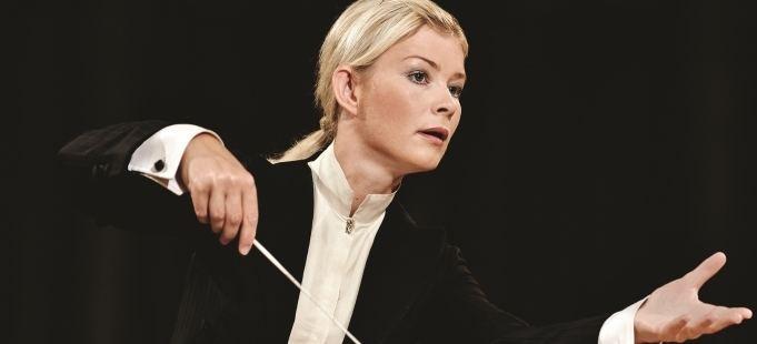 Anu Tali Anu Tali renews contract as Sarasota Orchestra music director