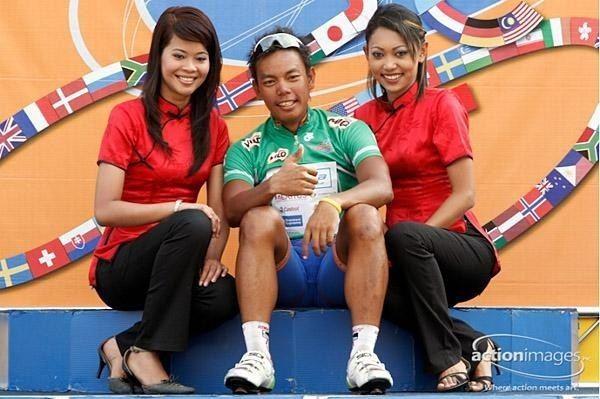 Anuar Manan Manan scores hat trick in Malaysia Cyclingnewscom