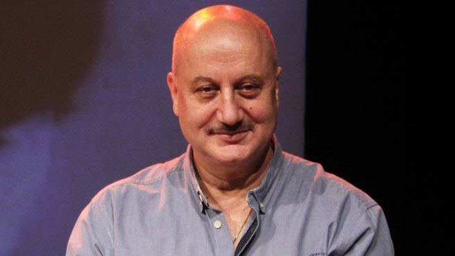 Anupam Kher Nobody has right to call India an intolerant country
