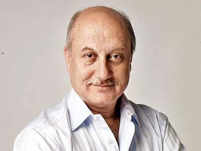 Anupam Kher Thank You Anupam Kher for initiating quotMarch for India
