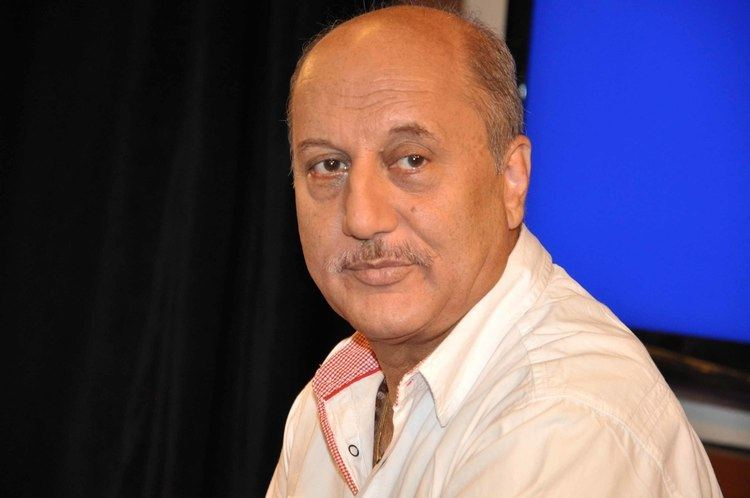 Anupam Kher No 39retirement39 plans for Anupam Kher Newsmobile