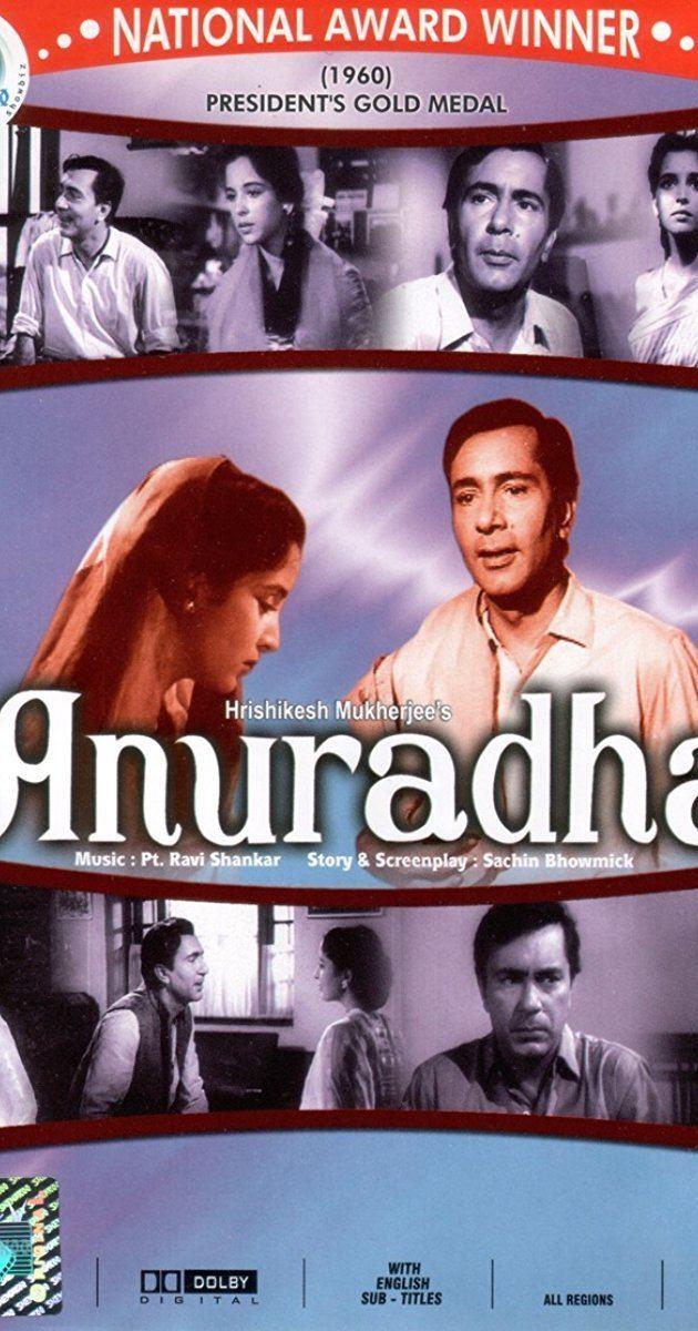 Anuradha 1960 IMDb