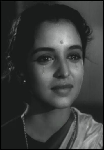 Images of Leela Naidu from Anuradha 1960 and Trikaal 1885