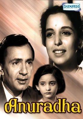 Anuradha 1960 Hindi Movie Balraj Sahni Leela Naidu Abhi