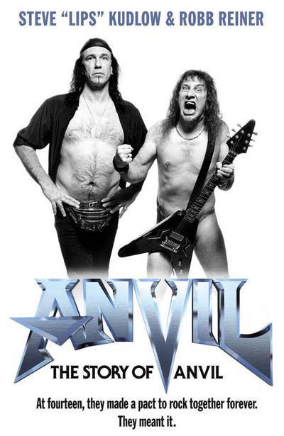 Anvil! The Story of Anvil Anvil The Story of Anvil Movie Review 2009 Roger Ebert