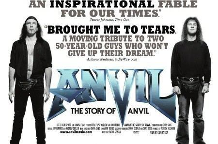Anvil! The Story of Anvil Anvil The Story of Anvil Tells the Story of These Classic Canadian