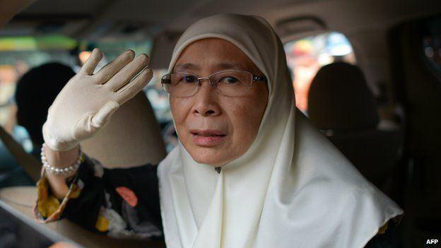 Anwar Ibrahim Malaysia court upholds Anwar Ibrahim sodomy conviction BBC News