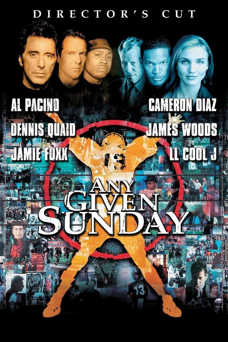 Any Given Sunday wwwgstaticcomtvthumbmovieposters24517p24517