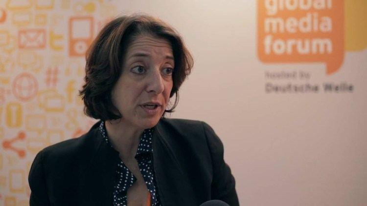 Anya Schiffrin Columbia Universitys Anya Schiffrin talks about Investigative