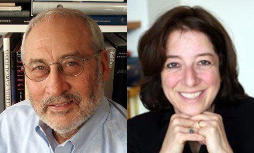 Anya Schiffrin Nobel PrizeWinning Economist Joseph Stiglitz in
