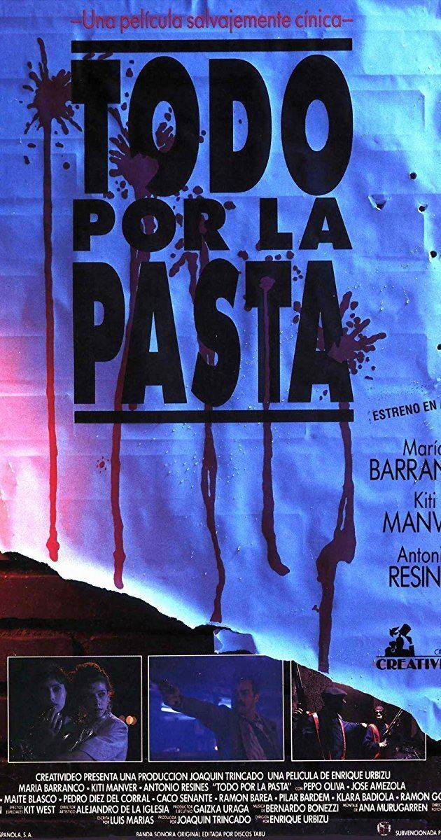 Anything for Bread Todo por la pasta 1991 IMDb