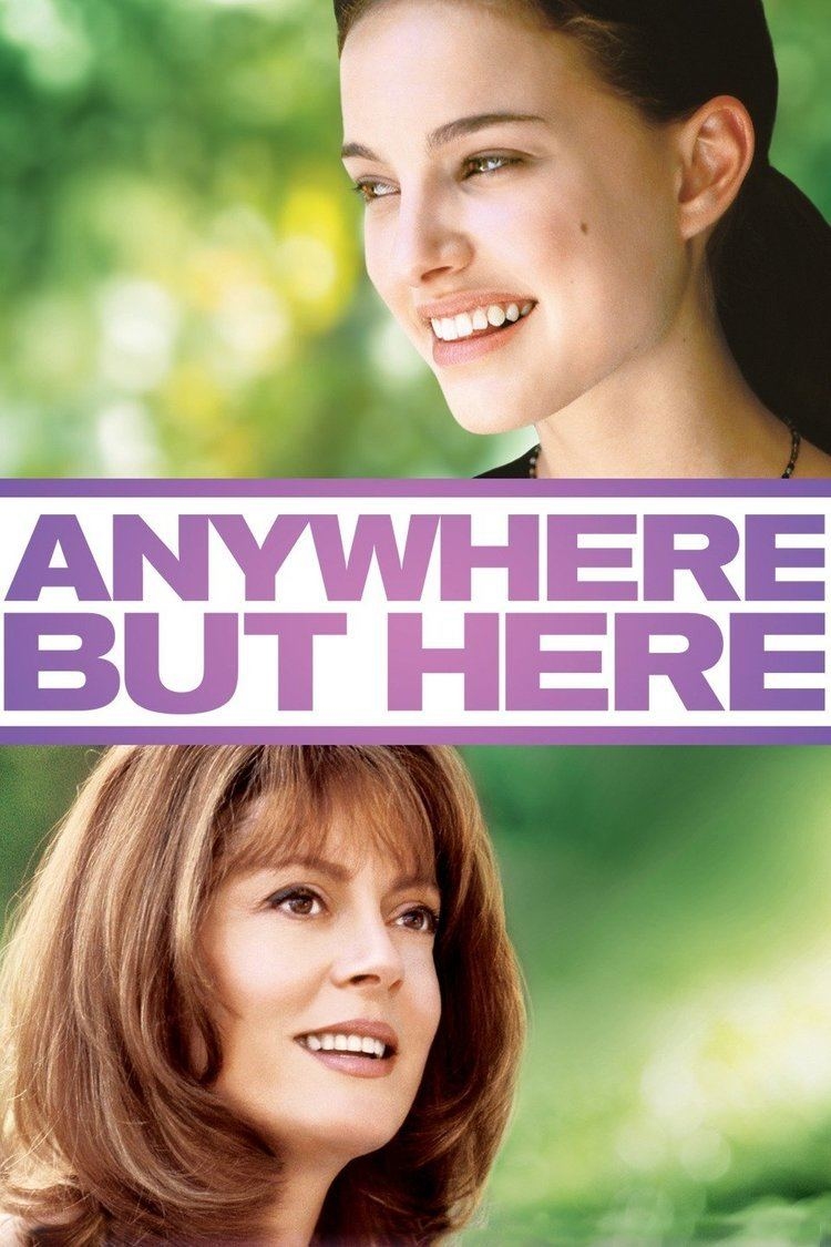 Anywhere but Here (film) wwwgstaticcomtvthumbmovieposters23072p23072